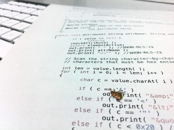 Tłumaczenia kodów źródłowych do programów komputerowych
